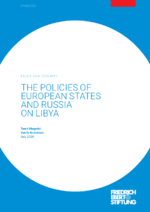 The policies of European States and Russia on Libya