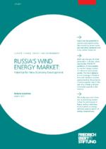 Russia's wind energy market